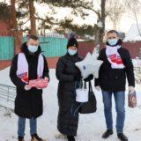 «Молодая Гвардия» Омской области запустила «Неделю добра»